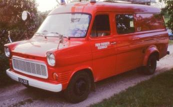 Das neue KLF – Ford Transit – im Jahr 1974